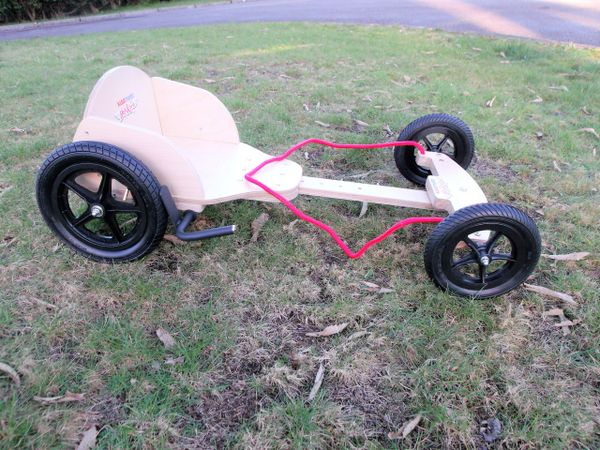 How To Build A Wooden Go Kart T