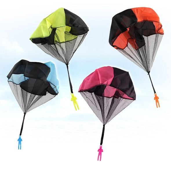 Classic Kids Hand Throw Parachute Buy 1 Get 1 Free