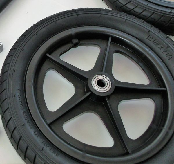 """GKD 12"""" Complete Wheel Assembly"""