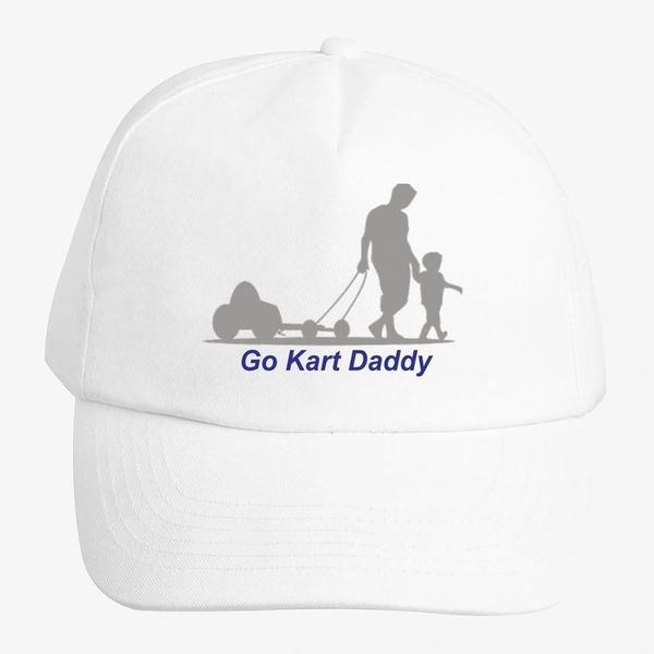 Go Kart Daddy Caps