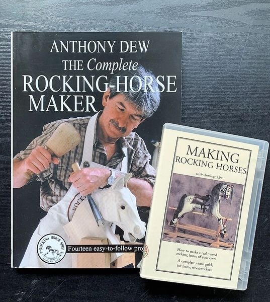 How to make a rocking horse Book & DVD Guide