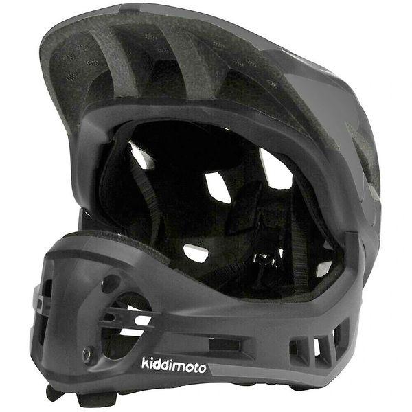IKON Full Face Helmet - Black