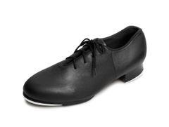 Black Split Sole Tap Shoe SO388