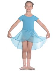 Childrens Short Sleeve Primary Leotard