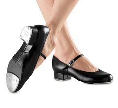 Low heel Bucklebar Tap SO370
