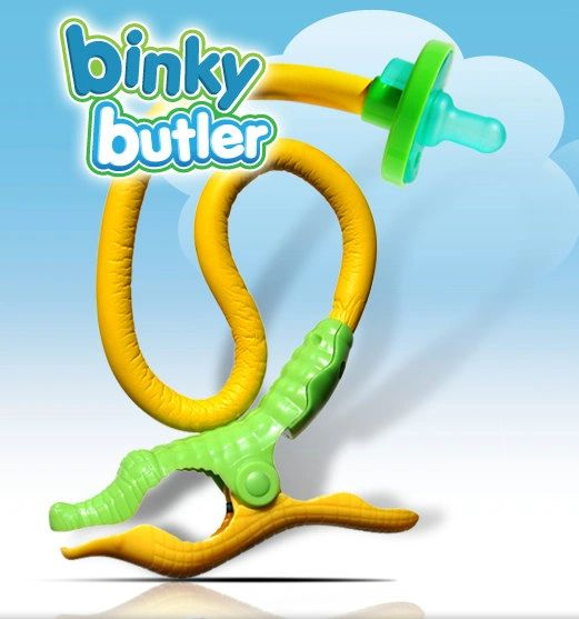 BinkyButler 2-for-1 Special offer *