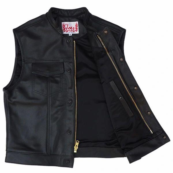 Joe's Vest with Hidden Zipper