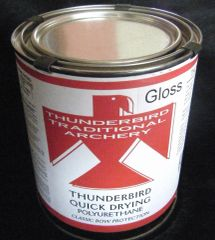 Thunderbird Quick Drying Polyurethane Quart