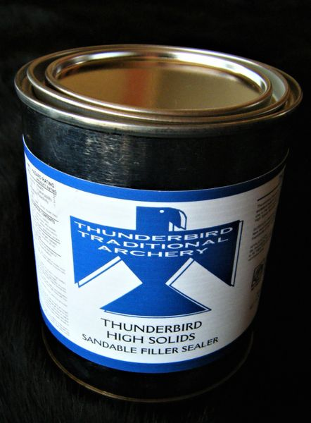 Thunderbird Filler Sealer Pint