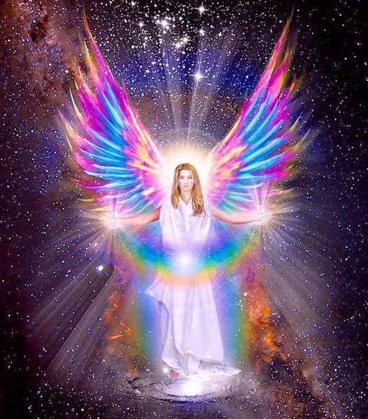 Angels Alight