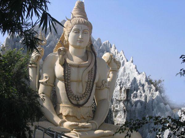 Shiva's Strength