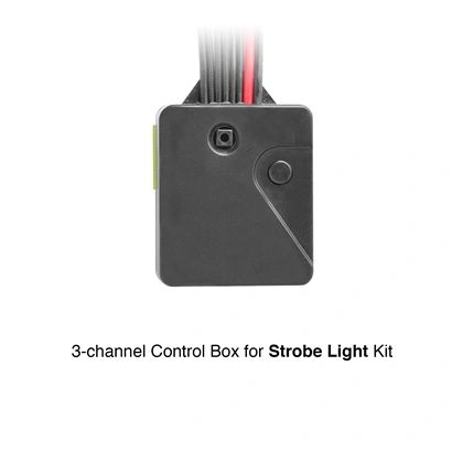 3 Channel Strobe Controller (20 Pattern)