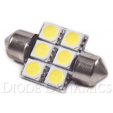 Diode Dynamics 31mm SMF6 LED (single)