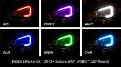 Diode Dynamics 2013-2016 Subaru BRZ RGBW Headlight Boards