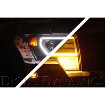 Diode Dynamics 2013-2014 Ford Raptor Switchback Headlight Kit