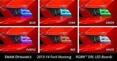 Diode Dynamics 2013-2014 Mustang RGB LED Boards