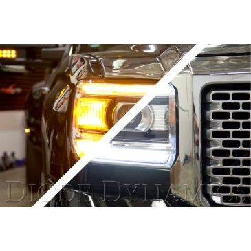 Diode Dynamics 2014-2015 GMC Sierra Switchback DRL Boards