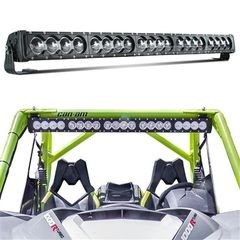 Razor Pro 44in 200W LED Light Bar - Spot/Flood Combo 30,000 Lumens CREE LED Super Duty Offroad Work Light