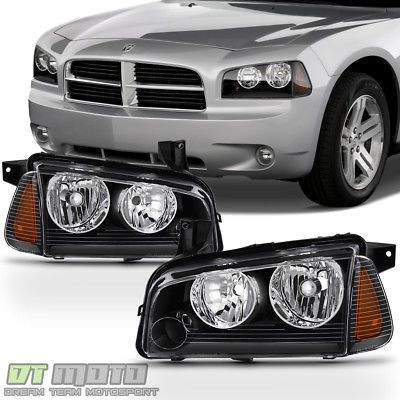 2006-2010 Dodge Charger Color Chase headlight build
