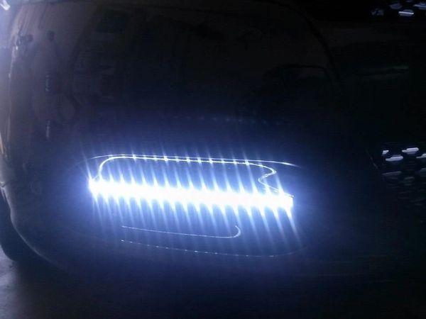 2013+ Dodge Dart Fog bezel Kit