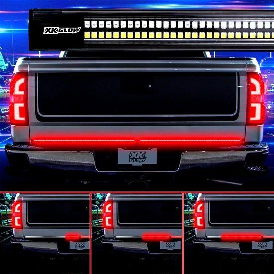 "2nd Gen 60"" Truck Tailgate Light w/ Chasing Turn Signal"