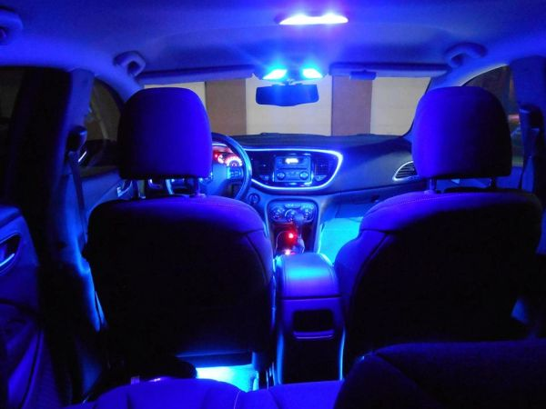2013+ Dart interior dome lights