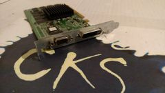 APPLE PowerMac G4 630-3372 ATI PN-109-72700-02 1027270105 031519 VGA & DVI VIDEO CARD (Refurbished) S38