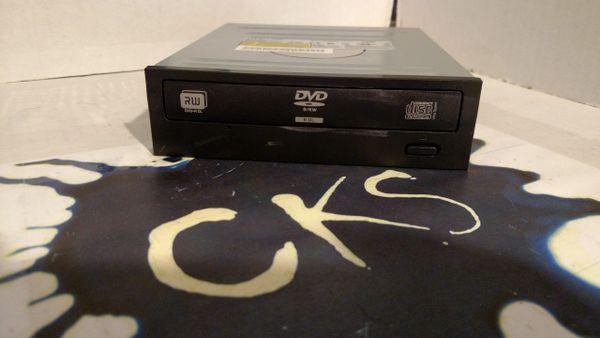 LITE-ON IT CORP DVD-RW WRITER SHW-160P6S Black IDE ( Refurbished ) S3