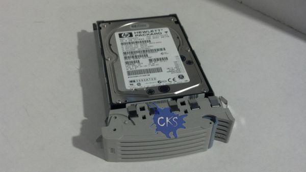 HP D9419A 36GB SCSI Disk Drive with bracket / MAJ3364MC, FUJITSU (Refurbished) S7