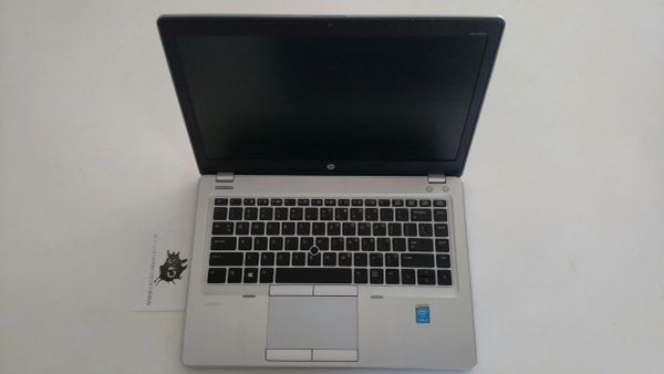 HP ELITEBOOK FOLIO 9480M i5 1.70Ghz/2.40Ghz,8GB,256GB SSD WIN 10 HOME GRADE B S12