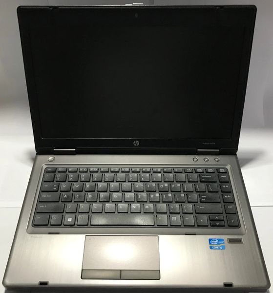 "HP ProBook 6470b Model # A1G24AV i5-3320M (2.60 GHz, 4gb mem, 250gb SSD, 14"" Screen C00"
