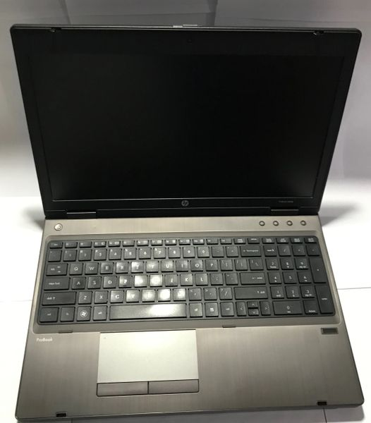 HP ProBook 6565b AMD Dual Core A4-2.2GHz Windows 10 Pro 250GB HD 4GB RAM XB273AV C00