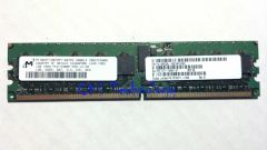 371-1899,1GB DDR2-533/DDR2-667 1-Rank DIMM, RoHS:Y (Refurbished) S44