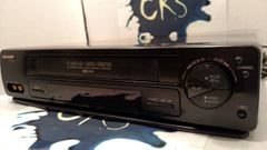 SHARP VC-A544 4 HEAD MID DRIVE VCR VHS PLAYER / RECORDER (Refurbished) S5
