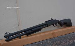 Mossberg 590A1 9 Shot Tri Rail 51771 12 Ga