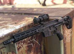 Daniel Defense V7P Pistol W/ Maxim Brace