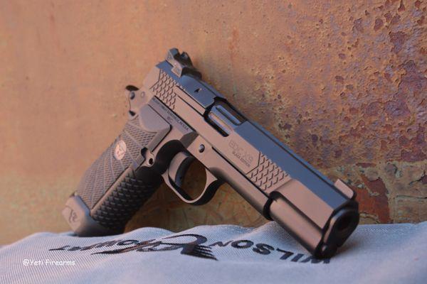 Wilson Combat EDC X9L Custom Black Edition 9mm