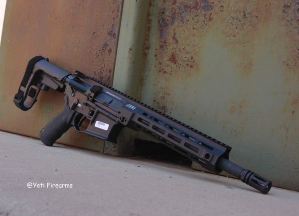 LMT MLC Pistol 5.56mm