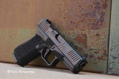 Agency Arms Glock 19 G4 9mm Hybrid