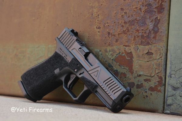 Agency Arms Glock 19 G4 9mm Hybrid
