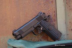 Nighthawk Custom T3 Recon .45 W/ Rail & Upgrades