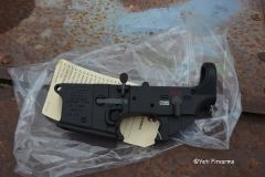 LMT Stripped MARS-L AR-15 Lower