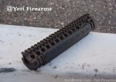 Daniel Defense MK18 RIS II FDE Rail (Pull Off)