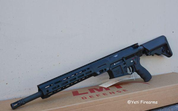 "Lewis Machine & Tool MLK MWS AR-10 16"" 7.62 x 51"