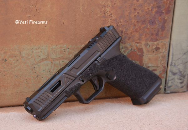Agency Arms Glock 17 G3 Urban Combat W/ Upgrades