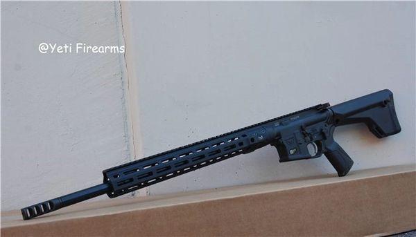 """LWRC DI .224 Valkyrie Rifle 20"""""""