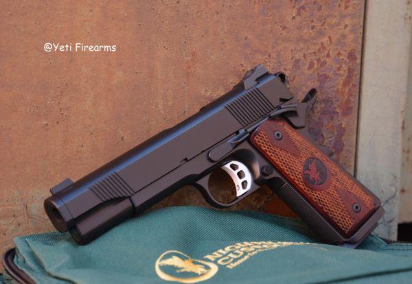 "Nighthawk Custom Predator 1911 .45 ACP 5"""