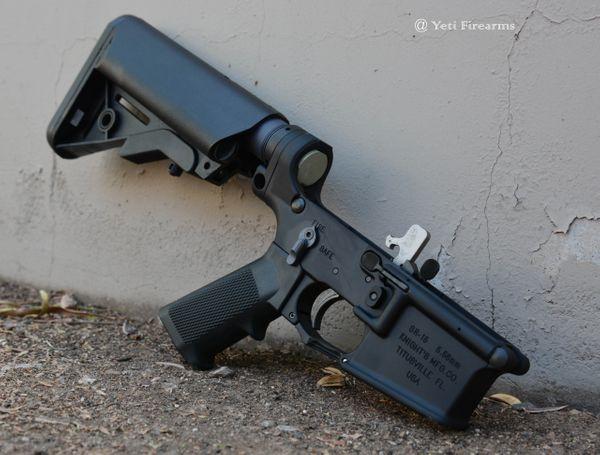 Knights Armament SR-15 IWS AR-15 Lower