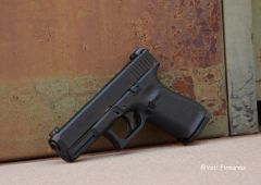 Glock 19M FBI Model 9mm W/ Ameriglo NS