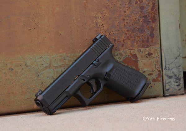 Glock 19M FBI Model 9mm W/ Ameriglo NS